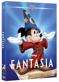 Cover Dvd Fantasia (DVD)