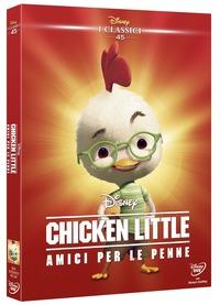 Cover Dvd Chicken Little. Amici per le penne (DVD)