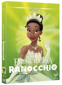 Cover Dvd principessa e il ranocchio (DVD)