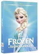 Film Frozen. Il regno di ghiaccio. Limited Edition (DVD) Chris Buck Jennifer Lee