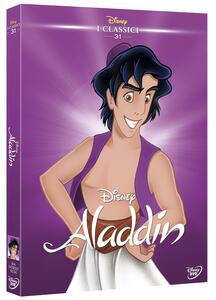 Aladdin (DVD)<span>.</span> Limited Edition di Ron Clements,John Musker - DVD