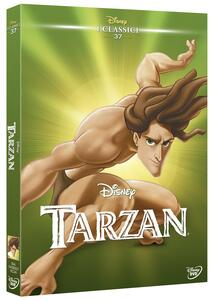 Tarzan (DVD)<span>.</span> Limited Edition di Chris Buck,Kevin Lima - DVD