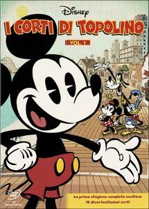 I corti di Topolino. Vol. 1 - DVD