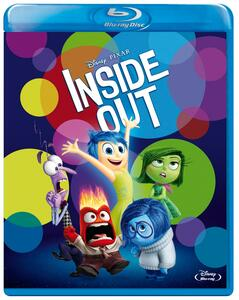 Inside Out di Pete Docter,Ronnie Del Carmen - Blu-ray