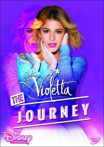 Violetta. The Journey - DVD