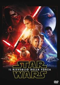 Cover Dvd Star Wars. Il risveglio della Forza (DVD)