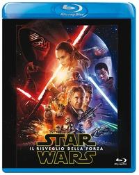 Cover Dvd Star Wars. Il risveglio della Forza (Blu-ray)