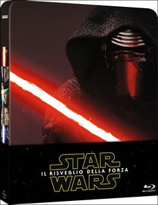 Film Star Wars. Il risveglio della Forza (Steelbook) J.J. Abrams 0