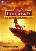 Film The Lion Guard. Il ritorno del ruggito