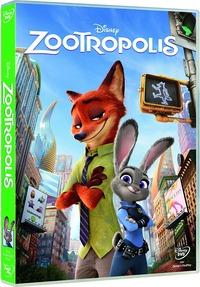 Cover Dvd Zootropolis (DVD)