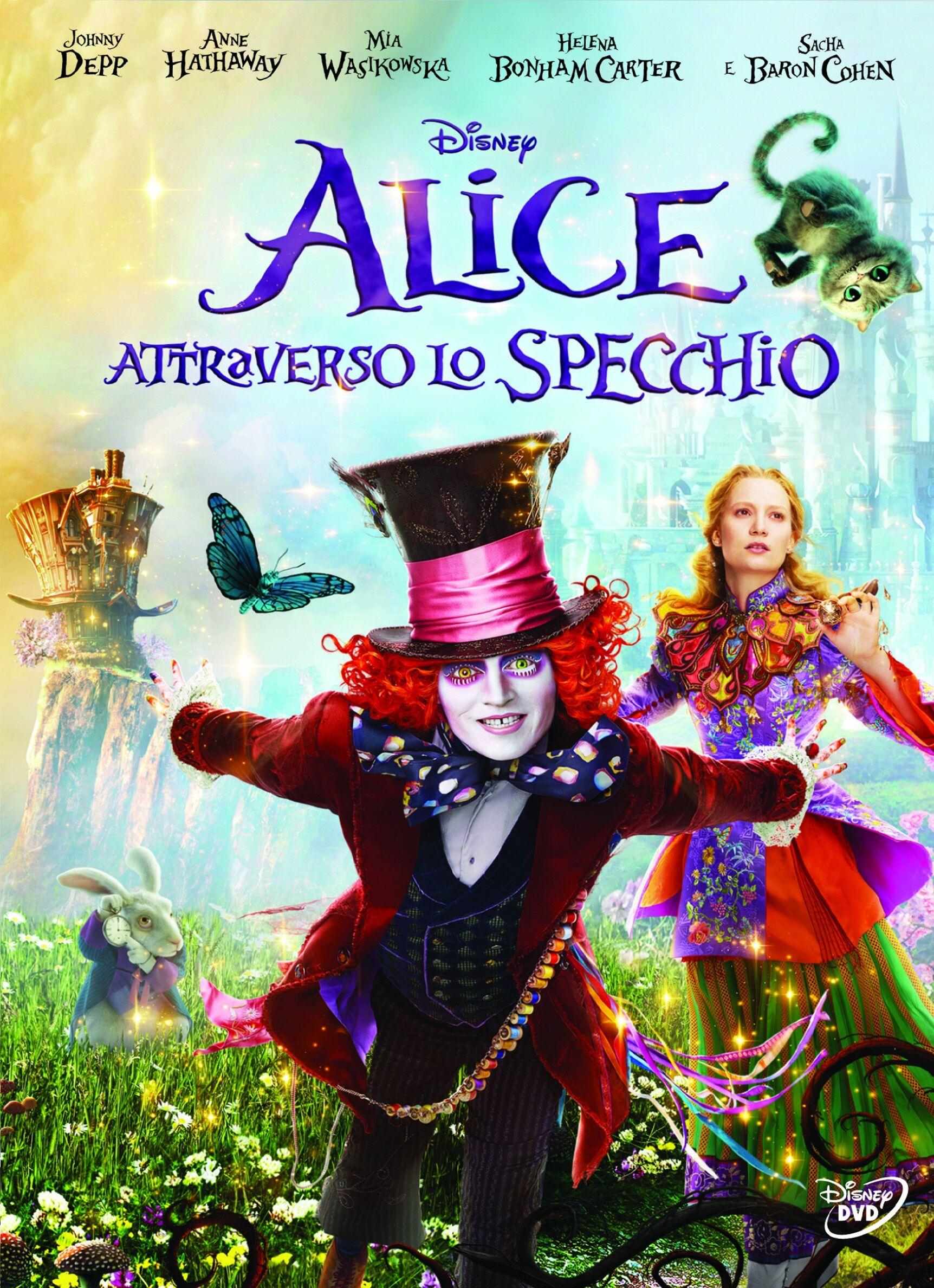 Alice attraverso lo specchio dvd film dvd film di james bobin fantastico ibs - Film alice attraverso lo specchio ...