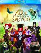 Film Alice attraverso lo specchio (Blu-ray) - film James Bobin