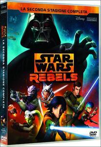 Star Wars Rebels. Stagione 2 (4 DVD) - DVD