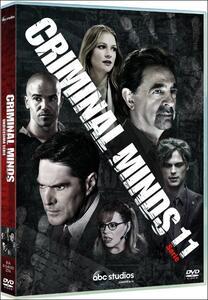 Criminal Minds. Stagione 11 (5 DVD) - DVD
