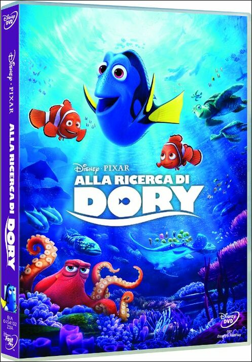 alla ricerca di dory dvd dvd film di andrew stanton