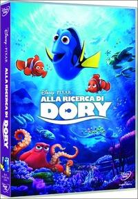 Cover Dvd Alla ricerca di Dory (DVD) (DVD)