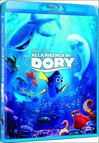 Cover Dvd Alla ricerca di Dory (Blu-ray) (Blu-ray)