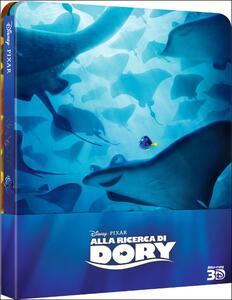 Film Alla ricerca di Dory 3D (Steelbook) Andrew Stanton Angus MacLane
