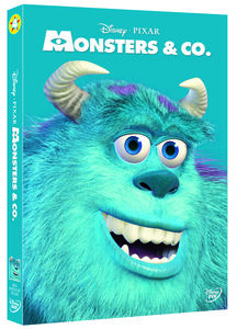 Film Monsters & Co. (Collection 2016) Pete Docter , David Silverman , Lee Unkrich 1