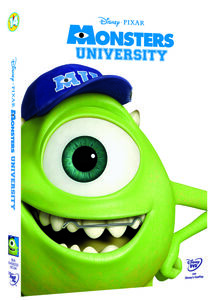 Film Monsters University (Collection 2016) Dan Scanlon 1