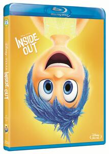 Inside Out (Blu-ray) di Pete Docter,Ronnie Del Carmen - Blu-ray