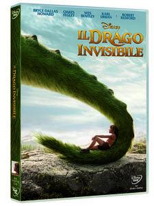 Il drago invisibile (live action DVD) di David Lowery - DVD