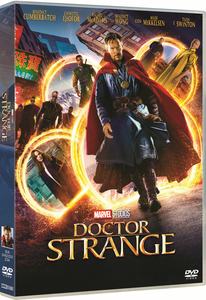 Film Doctor Strange (DVD) Scott Derrickson