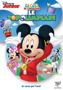 La casa di Topolino. Le Topolimpiadi (DVD) - DVD
