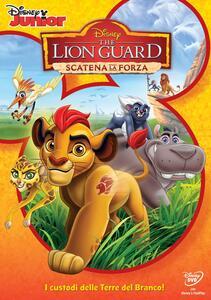 Film Lion Guard. Scatena la forza (DVD) Howy Parkins