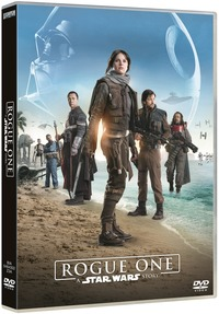 Cover Dvd Rogue One: A Star Wars Story (DVD)