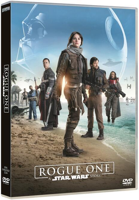 Rogue One: A Star Wars Story di Gareth Edwards - DVD