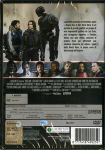 Rogue One: A Star Wars Story di Gareth Edwards - DVD - 2