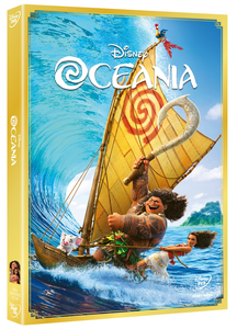 Film Oceania (DVD) Ron Clements , John Musker , Chris Williams , Don Hall