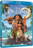 Film Oceania (Blu-ray) Ron Clements John Musker Chris Williams Don Hall