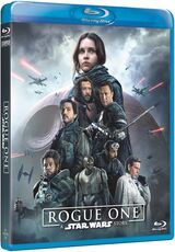 Film Rogue One: A Star Wars Story (2 Blu-ray) Gareth Edwards