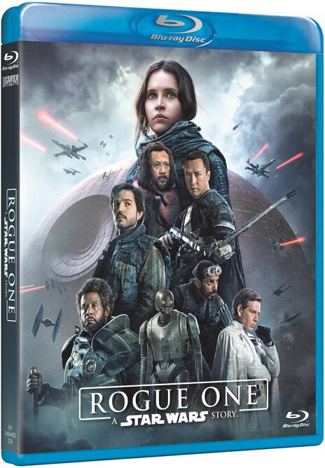 Rogue One: A Star Wars Story (2 Blu-ray) di Gareth Edwards - Blu-ray