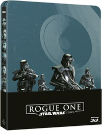 Cover Dvd Rogue One: A Star Wars Story 3D. Special Edition (DVD)