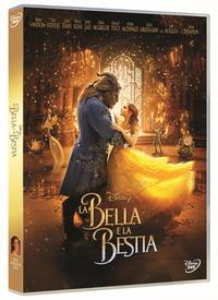 Cover Dvd La bella e la bestia (DVD) (DVD)