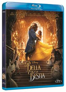 La bella e la bestia (Blu-ray) di Bill Condon - Blu-ray