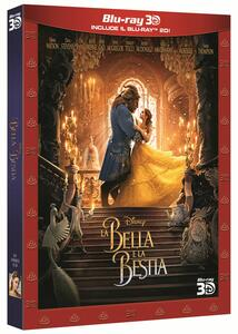 La bella e la bestia. Live action (Blu-ray + Blu-ray 3D) - Blu-ray + Blu-ray 3D