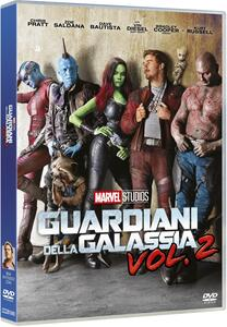 Guardiani della Galassia Vol. 2 (DVD) di James Gunn - DVD