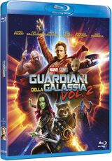 Film Guardiani della Galassia Vol. 2 (Blu-ray) James Gunn