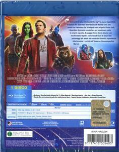Guardiani della Galassia Vol. 2 (Blu-ray) di James Gunn - Blu-ray - 2