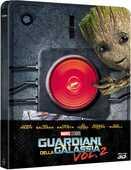 Film Guardiani della Galassia Vol. 2. Con Steelbook (Blu-ray 3D) James Gunn