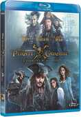Film Pirati dei Caraibi. La vendetta di Salazar (Blu-ray) Joachim Roenning Espen Sandberg