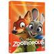 Cover Dvd Zootropolis