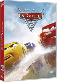 Cover Dvd Cars 3 (DVD)