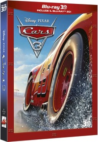 Cover Dvd Cars 3 (Blu-ray 3D)