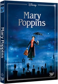 Cover Dvd Mary Poppins. Limited Edition 2017 (DVD)