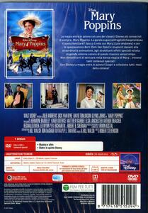 Mary Poppins. Limited Edition 2017 (DVD) di Robert Stevenson - DVD - 2